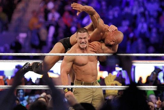 Cena vs Rock - why wwe network will be successful